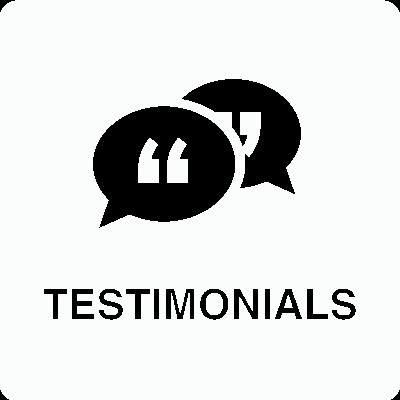 Home Testimonials Box